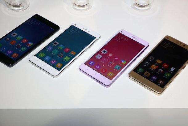 danh gia xiaomi mi 4s 2 1 - Điện thoại Xiaomi Mi 4s thiết kế nguyên khối sang trọng