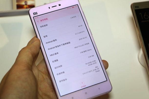 danh gia xiaomi mi 4s 9 1 - Điện thoại Xiaomi Mi 4s thiết kế nguyên khối sang trọng