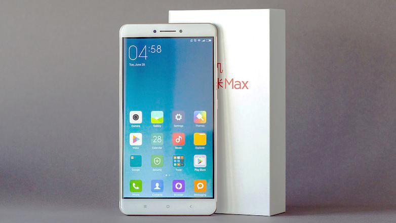 danh gia xiaomi mi max 10 1 - Điện thoại Xiaomi Mi Max: Smartphone tầm trung màn hình khủng