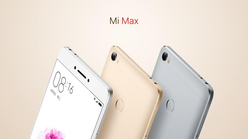danh gia xiaomi mi max 2 1 - Điện thoại Xiaomi Mi Max: Smartphone tầm trung màn hình khủng