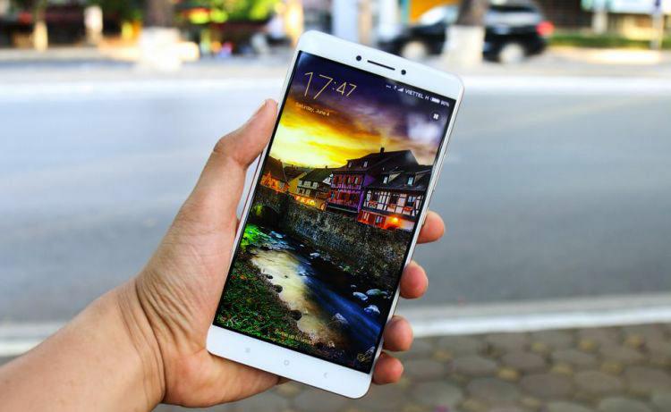 danh gia xiaomi mi max 3 1 - Điện thoại Xiaomi Mi Max: Smartphone tầm trung màn hình khủng