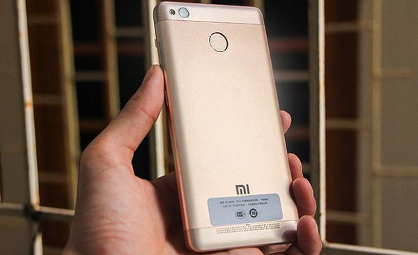 danh gia xiaomi redmi 3x 2 1 - Xiaomi Redmi 3X giá rẻ trang bị cảm biến vân tay