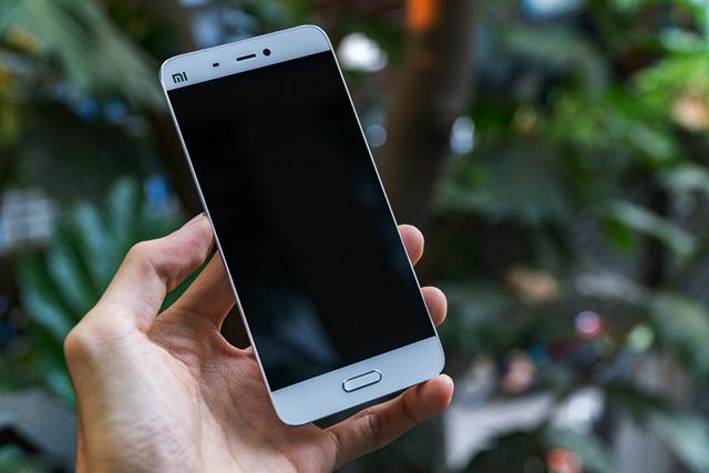 xiaomi mi5 12 1 - Điện thoại Xiaomi Mi5 cấu hình mạnh mẽ, giá hấp dẫn