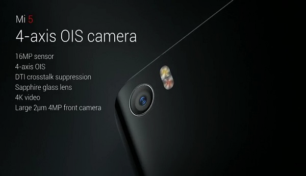 xiaomi mi5 6 1 - Điện thoại Xiaomi Mi5 cấu hình mạnh mẽ, giá hấp dẫn