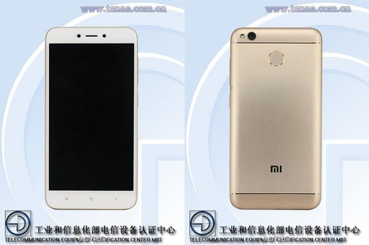 dien thoai xiaomi 228129 1 - Lộ diện smartphone mới giá rẻ của Xiaomi