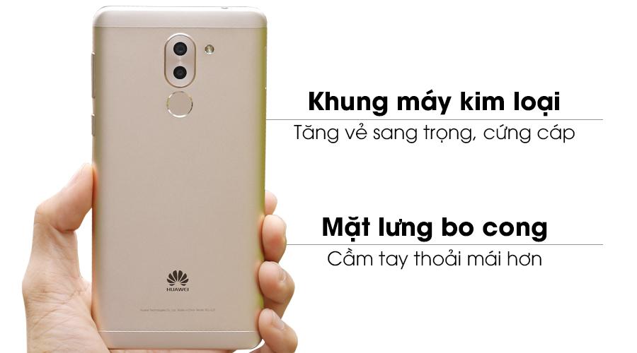 huawei gr5 2017 pro 2 1 - Điện thoại Huawei GR5 2017 Pro màn hình 5.5 inch, RAM 4GB