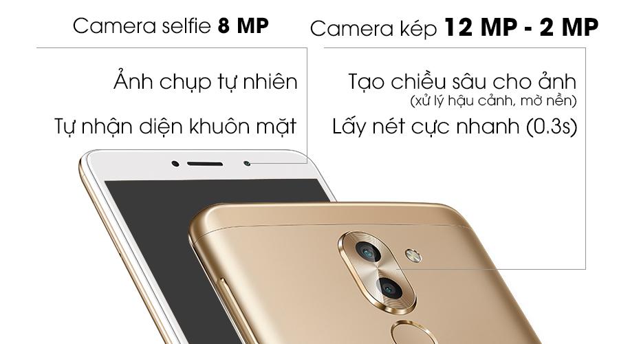 huawei gr5 2017 pro 5 1 - Điện thoại Huawei GR5 2017 Pro màn hình 5.5 inch, RAM 4GB