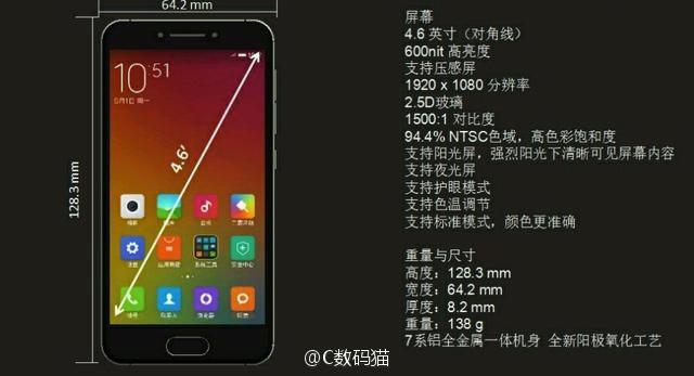 xiaomi mi s 2 1 - Xiaomi Mi S: Smartphone màn hình nhỏ cấu hình mạnh mẽ