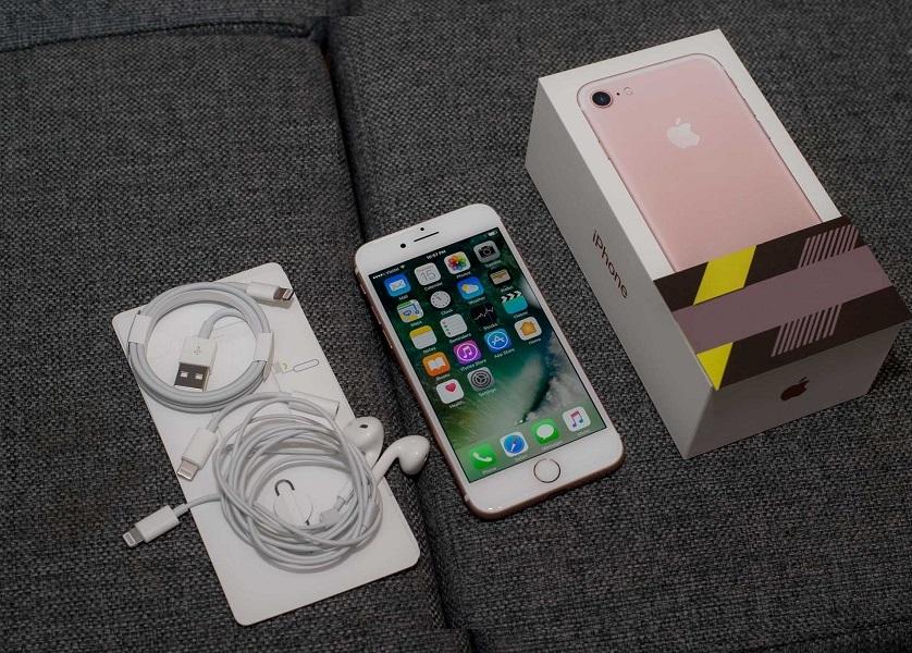 danh gia dien thoai iphone 7 1 - Đánh giá ưu và nhược điểm của điện thoại Iphone 7 và 7 Plus