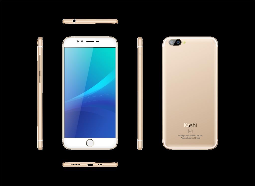 danh gia kashi i7 1 1024x749 - Điện thoại Kashi i7: Bản sao ấn tượng của iPhone 7 Plus