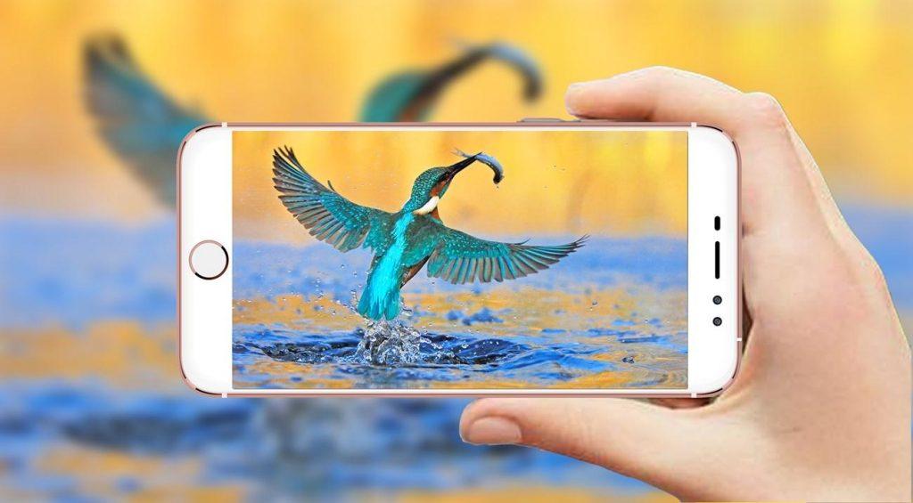 danh gia kashi i7 3 1 1024x565 - Điện thoại Kashi i7: Bản sao ấn tượng của iPhone 7 Plus