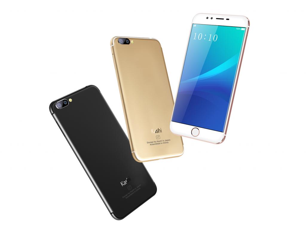 danh gia kashi i7 6 1 1024x773 - Điện thoại Kashi i7: Bản sao ấn tượng của iPhone 7 Plus