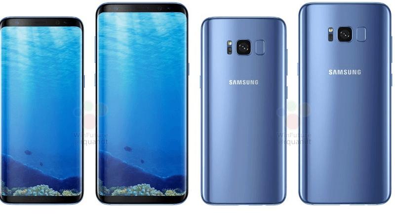 galaxy s8 1 1 - Thông tin cấu hình đầy đủ của Galaxy S8 và Galaxy S8 Plus