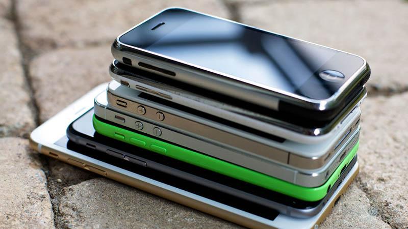kiem tra man hinh dien thoai iphone cu 1 1 - 5 Cách phân biệt màn hình điện thoại Iphone Zin và Fake khi chọn mua Iphone cũ