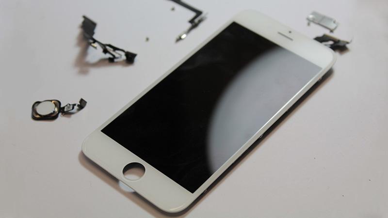 kiem tra man hinh dien thoai iphone cu 2 1 - 5 Cách phân biệt màn hình điện thoại Iphone Zin và Fake khi chọn mua Iphone cũ
