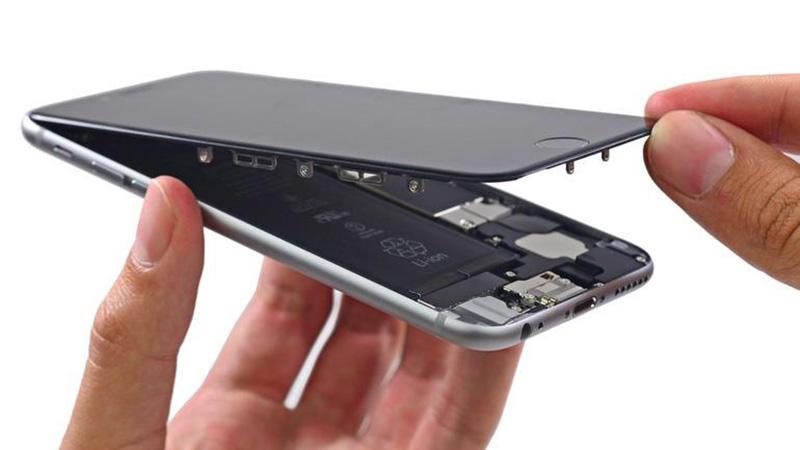 kiem tra man hinh dien thoai iphone cu 3 1 - 5 Cách phân biệt màn hình điện thoại Iphone Zin và Fake khi chọn mua Iphone cũ
