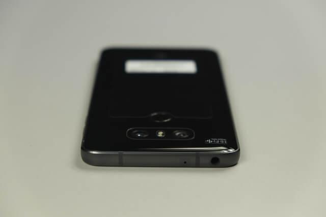 mo hop lg g6 11 1 - Điện thoại LG G6: Nổi bật từ thiết kế đến cấu hình