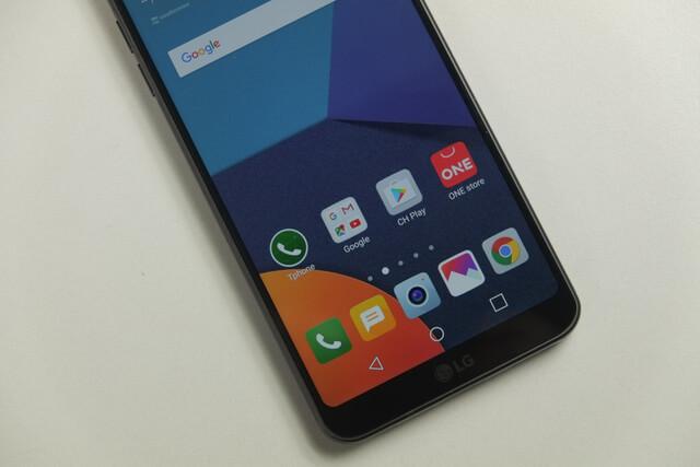 mo hop lg g6 13 1 - Điện thoại LG G6: Nổi bật từ thiết kế đến cấu hình