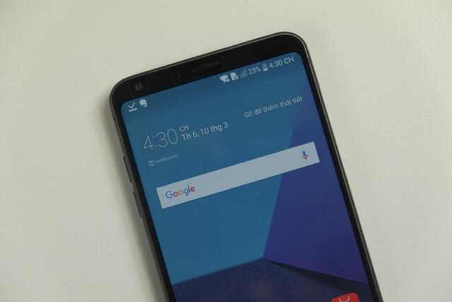 mo hop lg g6 14 1 - Điện thoại LG G6: Nổi bật từ thiết kế đến cấu hình