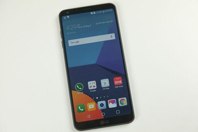 mo hop lg g6 7 1 - Điện thoại LG G6: Nổi bật từ thiết kế đến cấu hình