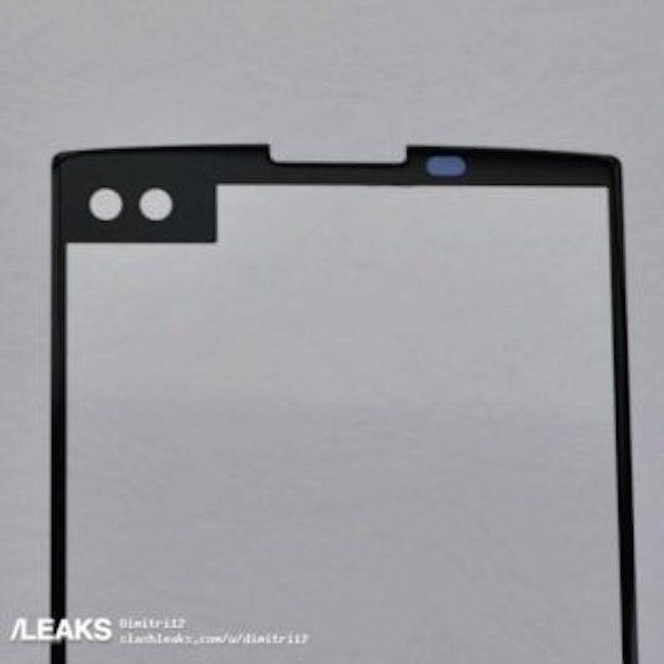 dien thoai lg v30 2 1 - Điện thoại LG V30 sẽ có camera kép ở mặt trước
