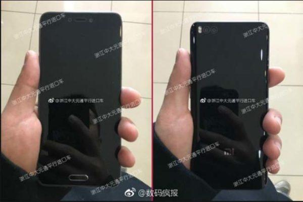 dien thoai xiaomi mi 6 plus 1 - Hình ảnh thực tế của Xiaomi Mi 6 Plus tiếp tục lộ diện