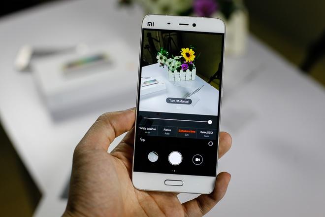 chup hinh bang giong noi tren xiaomi mi 5 1 - Hướng dẫn tùy chỉnh chụp hình bằng giọng nói trên Xiaomi Mi 5