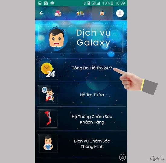 kiem tra bao hanh samsung 2 1 - Hướng dẫn kiểm tra bảo hành trên điện thoại Samsung