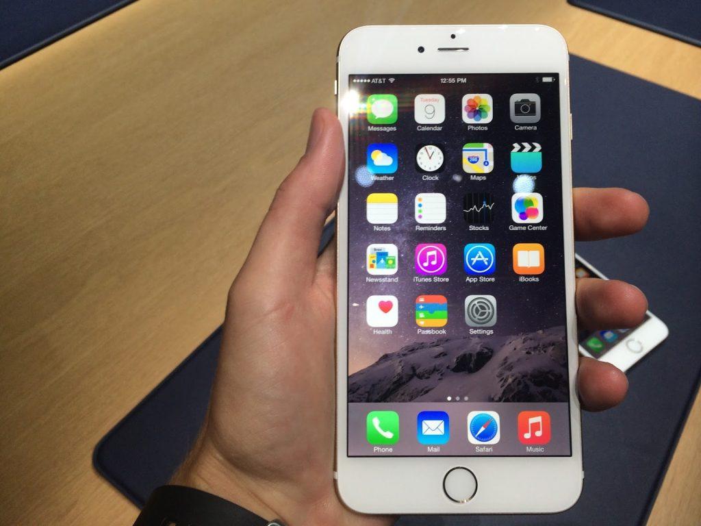 loan cam ung iphone 1 1 1024x768 - Những nguyên nhân khiến Iphone thường xuyên bị loạn cảm ứng