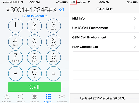 ma lenh an tren ios 1 1 - Những mã lệnh ẩn hữu ích cho người dùng điện thoại Iphone