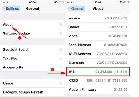 ma lenh an tren ios 1 - Những mã lệnh ẩn hữu ích cho người dùng điện thoại Iphone