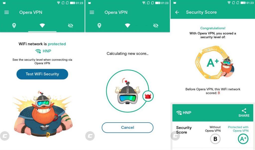 tang toc do wifi voi opera vpn 3 1 1024x604 - Hướng dẫn tăng tốc độ Wifi cho điện thoại Android và IOS