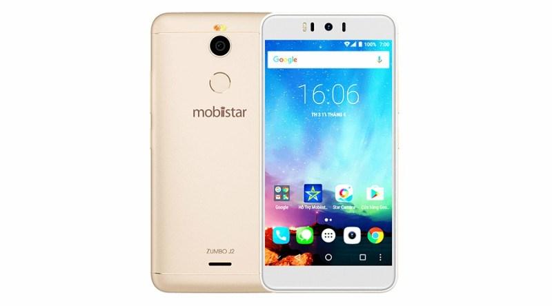 Mobiistar Zumbo J2 3 1 - Điện thoại Mobiistar Zumbo J2: Smartphone giá rẻ chuyên selfie