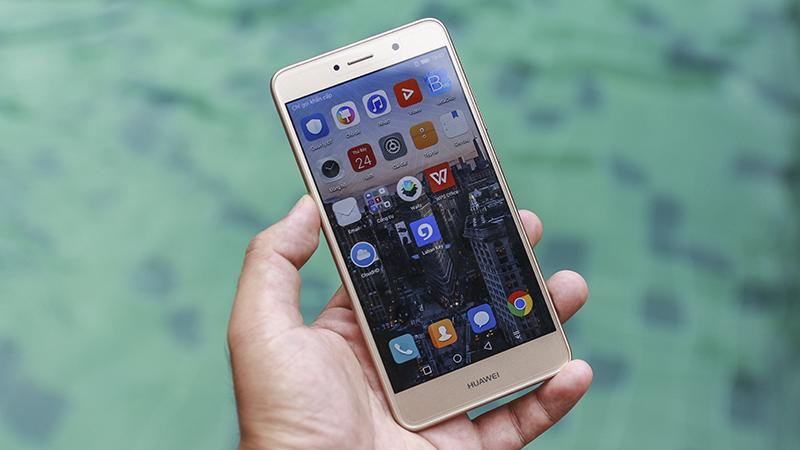 dien thoai huawei y7 prime 1 1 - Điện thoại Huawei Y7 Prime màn hình 5.5 inch, RAM 3 GB