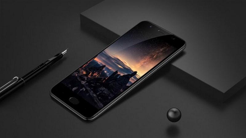 dien thoai ivvi v3 1 1 - Điện thoại Ivvi V3: Smartphone màn hình tràn cạnh, RAM 3GB