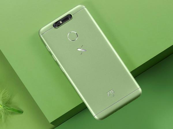 dien thoai zte small fresh 5 1 1 - Điện thoại ZTE Small Fresh 5 trang bị camera kép, RAM 4GB