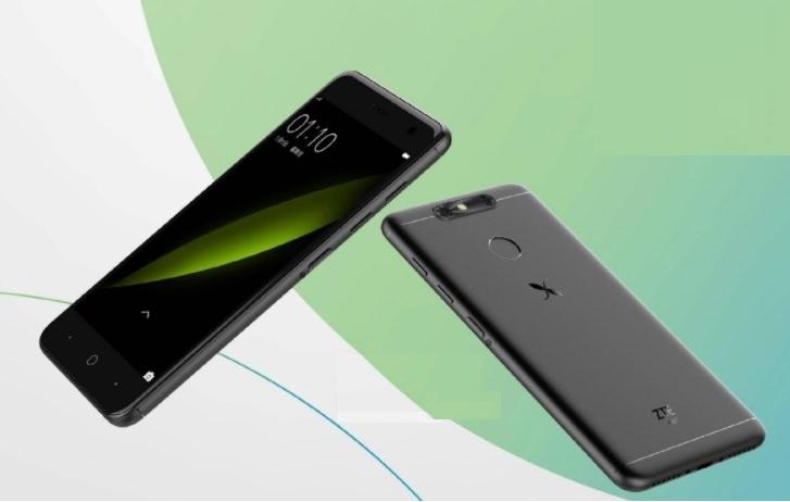 dien thoai zte small fresh 5 4 1 - Điện thoại ZTE Small Fresh 5 trang bị camera kép, RAM 4GB