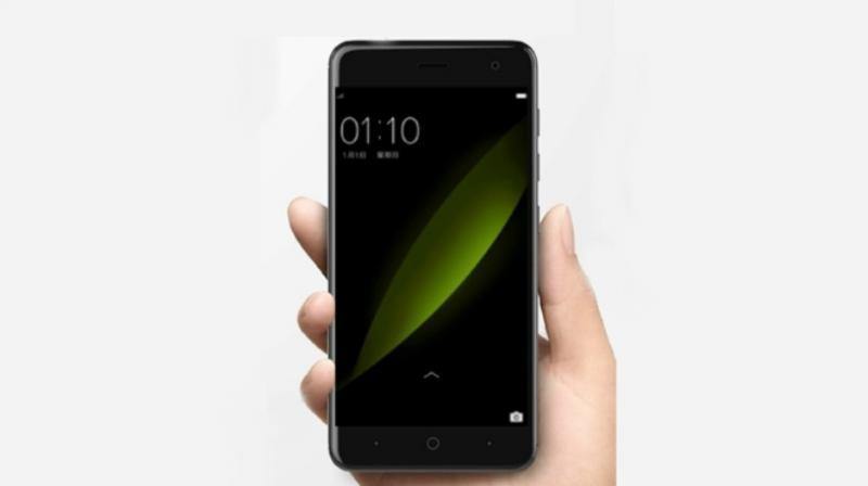 dien thoai zte small fresh 5 6 1 - Điện thoại ZTE Small Fresh 5 trang bị camera kép, RAM 4GB