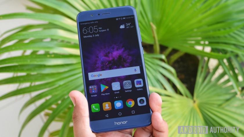 danh gia dien thoai honor 8 pro 1 1 - Điện thoại Huawei Honor 8 Pro màn hình 2K, RAM 6GB
