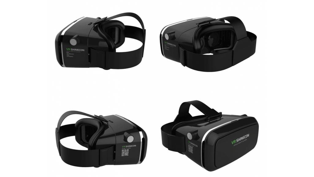 kinh thuc te ao vrshinecon 4 1 1024x576 - Top 3 chiếc kính thực tế ảo tốt nhất trên thị trường