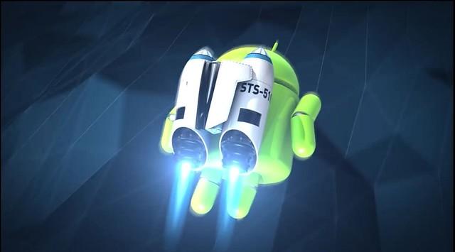 tang toc android 1 - 4 Mẹo để tăng tốc cho điện thoại hệ điều hành Android