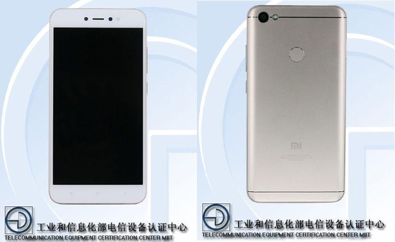 dien thoai xiaomi redmi note 5a 2 1 - Điện thoại Xiaomi Redmi Note 5A chuẩn bị ra mắt