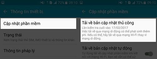 huong dan cach tang toc cho dien thoai android 8 1 - Cách tăng tốc cho điện thoại Android