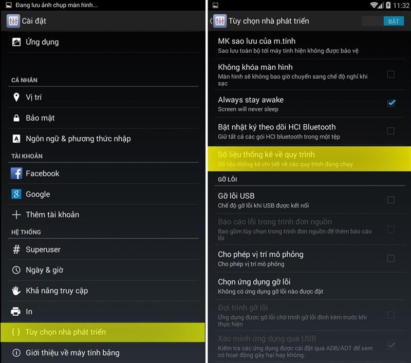 lam sao de tat ung dung chay ngam tren android 3 1 - Làm sao để tắt ứng dụng chạy ngầm trên điện thoại android