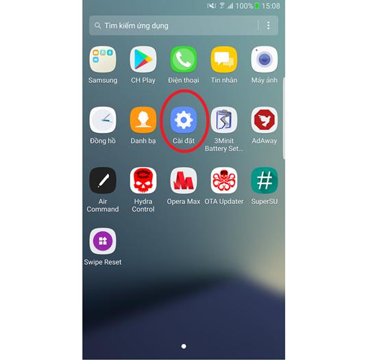 cach tat thong bao ung dung cho dien thoai android 2 1 - Cách tắt thông báo ứng dụng cho điện thoại Android
