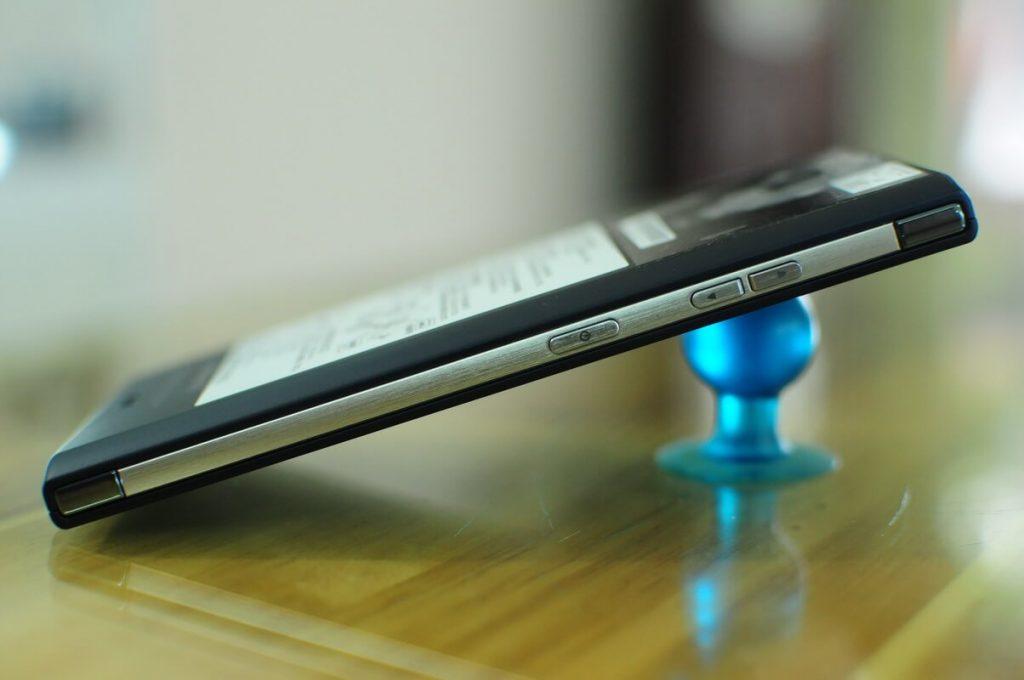 danh gia dien thoai fujitsu arrow nx f06e 7 2 1024x680 - Điện thoại Fujitsu Arrow NX F06E giá rẻ, cấu hình khá