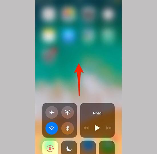 huong dan quay man hinh iphone tren ios 11 4 1 - Hướng dẫn quay màn hình iPhone trên iOS 11