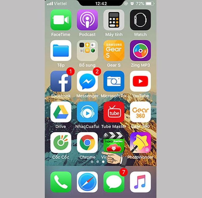 cach nghe youtube khi tat man hinh iphone 01 1 - Nghe nhạc Youtube không cần mở màn hình cho Android và IOS