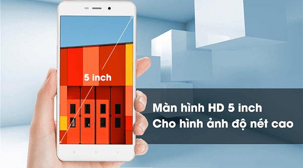 Điện thoại Xiaomi Redmi 4A