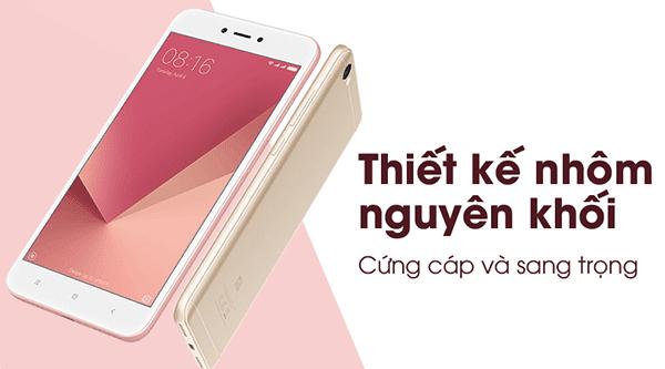 Điện thoại Xiaomi Redmi Note 5A